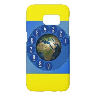 VINTAGE PHON EARTH SAMSUNG GALAXY