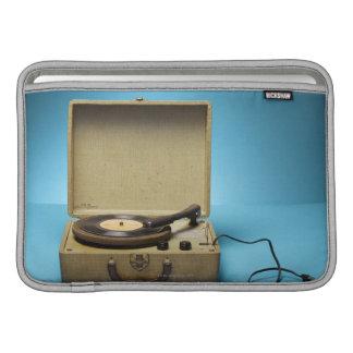 Vintage Phonograph MacBook Sleeve