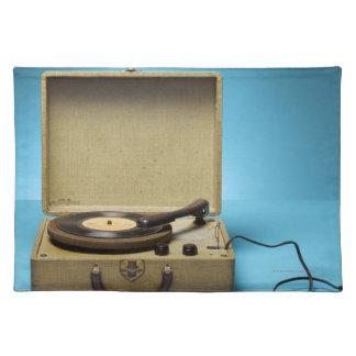 Vintage Phonograph Placemat