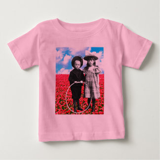 VINTAGE PHOTO Baby Fine Jersey T-Shirt