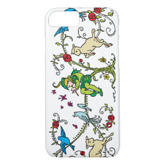 Vintage Pied Piper iPhone 7 Case
