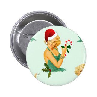 vintage pin up christmas