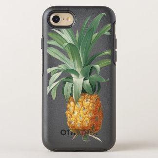 Vintage Pineapple Botanical OtterBox Symmetry iPhone 7 Case