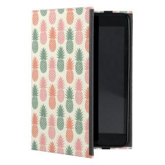 Vintage Pineapple Pattern 2 iPad Mini Cover