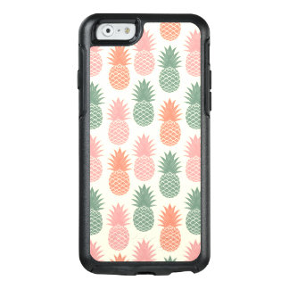 Vintage Pineapple Pattern 2 OtterBox iPhone 6/6s Case