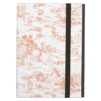 Vintage Pink French Toile Powis iPad Air Case