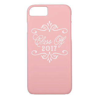 Vintage Pink | Graduation iPhone 8/7 Case