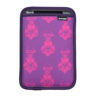 Vintage pink/purple color background iPad mini sleeves