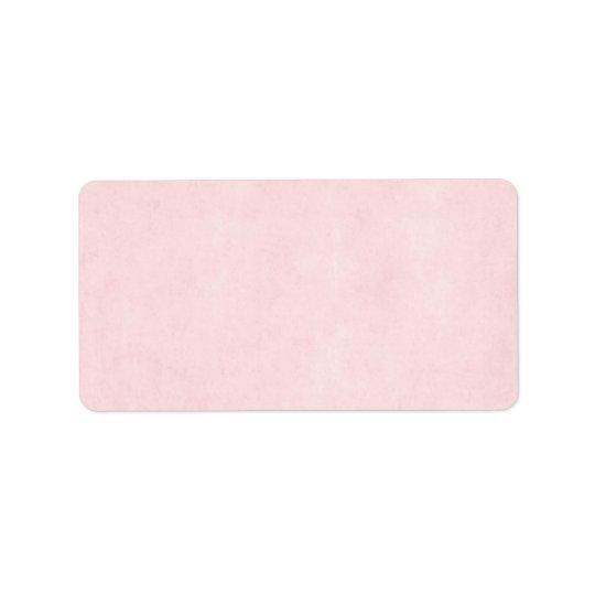 Vintage Pink Rose Parchment Old Paper Background Label
