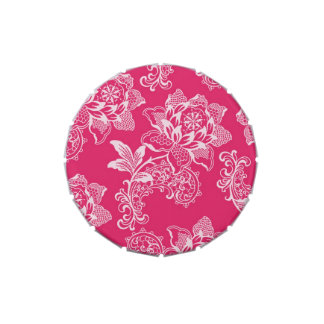 Vintage Pink Roses.jpg Candy Tins