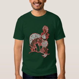 Vintage Pixie - Distressed T Shirts