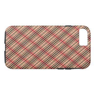 Vintage Plaid Iphone Case