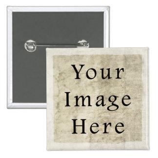 Vintage Plaster Beige Parchment Paper Background Pin