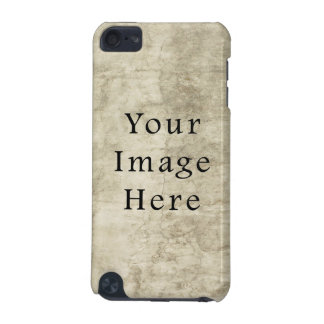 Vintage Plaster Beige Parchment Paper Background iPod Touch 5G Covers