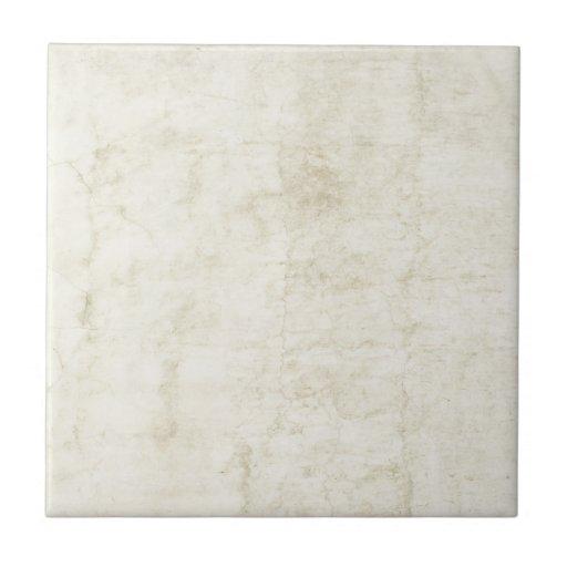 Vintage Plaster or Parchment Background Customized Tiles