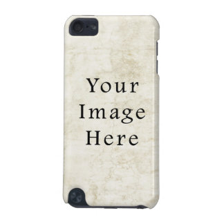 Vintage Plaster White Parchment Paper Background iPod Touch 5G Covers