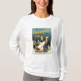 Vintage Pochin's Panshine Enjoy Ample Leisure Ad T-Shirt