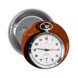 Vintage Pocket Watch Button
