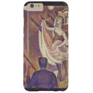 Vintage Pointillism, The Can Can Dance by Seurat Barely There iPhone 6 Plus Case
