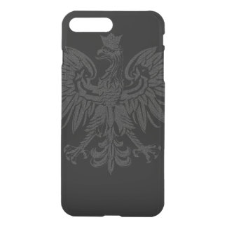 Vintage Poland Flag iPhone 7 Plus Case