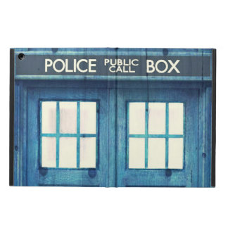 Vintage Police phone Public Call Box Case For iPad Air