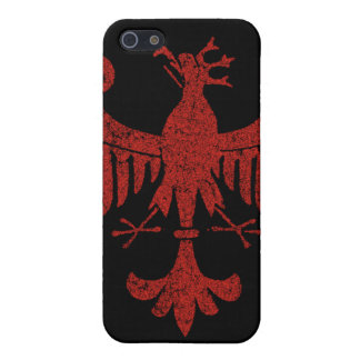 Vintage Polish Eagle  Case For The iPhone 5