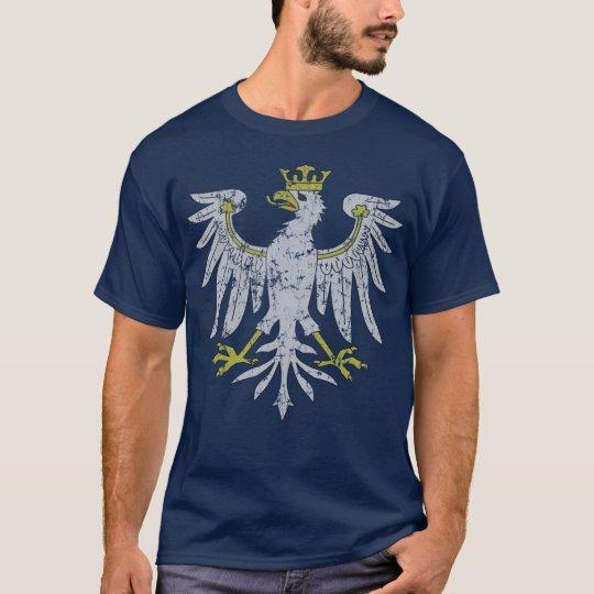 Vintage Polish Eagle Dark t shirt