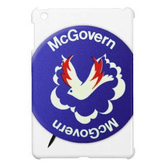 Vintage Politics McGovern For President Button iPad Mini Cases