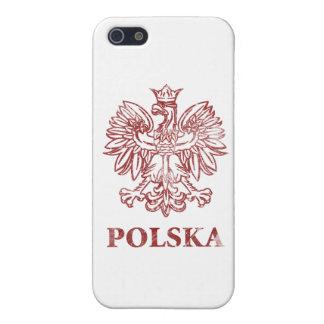 Vintage Polska iPhone 5/5S Case