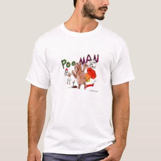 Vintage Poo Man T-Shirt