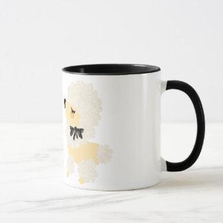 Vintage Poodle Mug