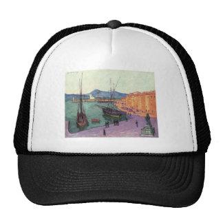 Vintage Port de Saint France Mesh Hat
