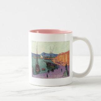 Vintage Port de Saint France Mug