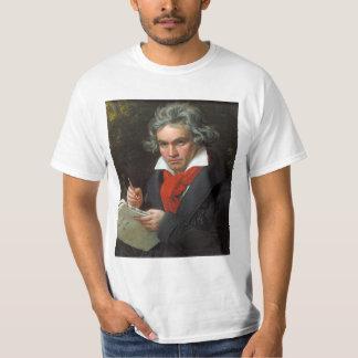 Vintage portrait of composer, Ludwig von Beethoven T-Shirt