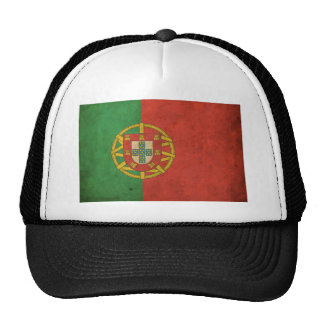 Vintage Portugal Flag Cap
