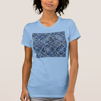 Vintage Portuguese Azulejo T-shirts