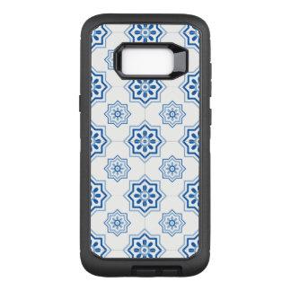 Vintage Portuguese Azulejo Tile Pattern OtterBox Defender Samsung Galaxy S8+ Case