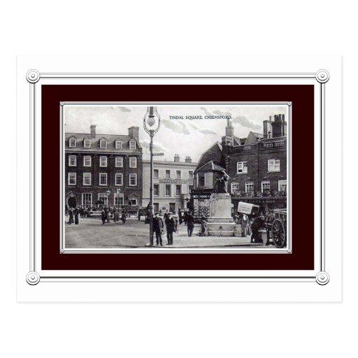 Vintage Postcard of Chelmsford, Essex
