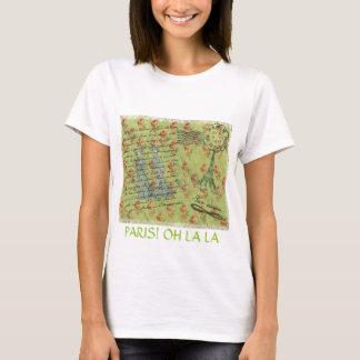Vintage postcard t-shirt, T-Shirt