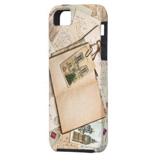 Vintage Postcards & Letters iPhone 5 Cover