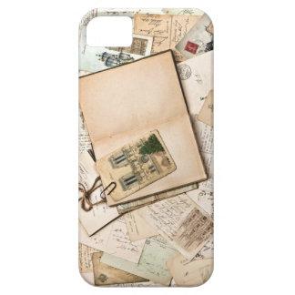 Vintage Postcards & Letters iPhone Case