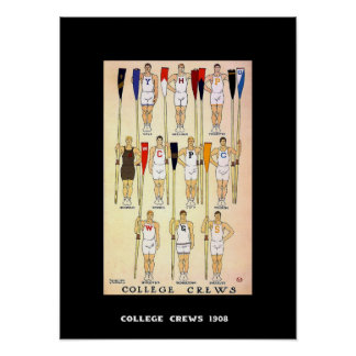 Vintage Poster Crews 1908