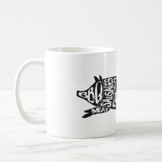 Vintage Praise the Lard Funny Pig Mug