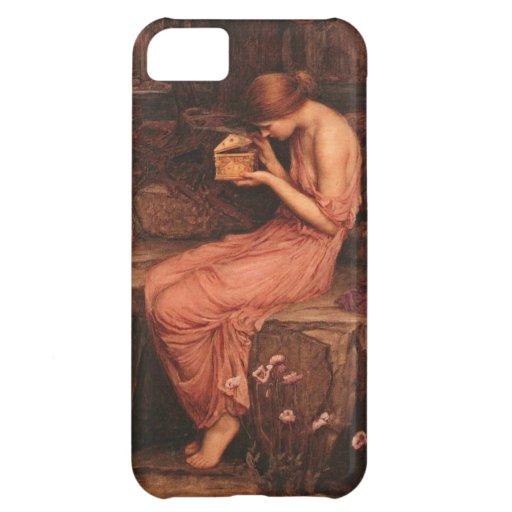 Vintage Pre-Raphaelite John William Waterhouse iPhone 5C Cases