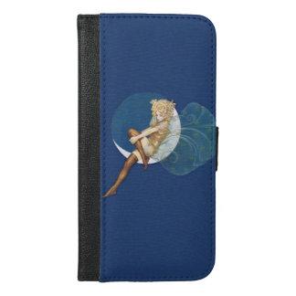 Vintage Pretty Blue Fairy Stockings Blue Moon