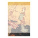 Vintage Princess Badoura Fairy Tale, Edmund Dulac Customized Stationery