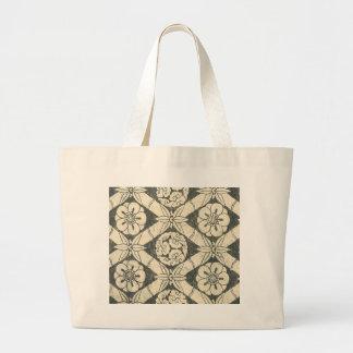 Vintage Print - Matching Keds Jumbo Tote Bag