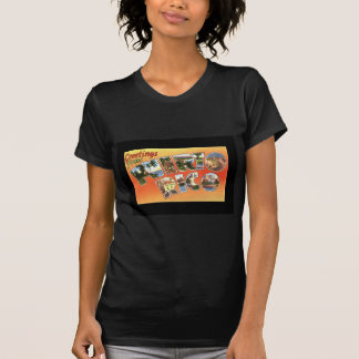 Vintage Puerto Rico Shirt