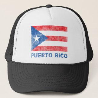 Vintage Puerto Rico Trucker Hat