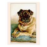 Vintage Pug Love